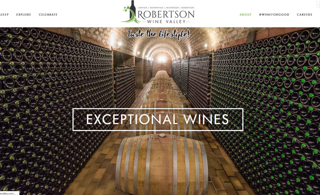 Roberton Wine Valley