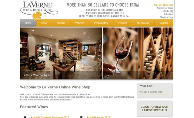 La Verne Wine Shop